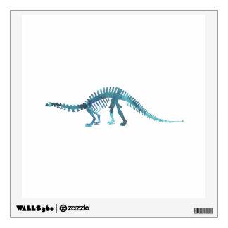 Dinosaur Skeleton Wall Decal