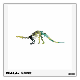 Dinosaur Skeleton Wall Sticker