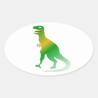 dinosaur sticker