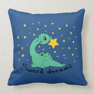 Dinosaur - Throw Pillow 20x20