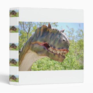 Dinosaur Tyrannosaurus Rex Binders