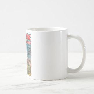 Dinosaur with a Big Tongue Coffee Mug
