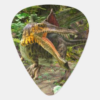 Dinosaure Spinosaurus Onglet De Guitare