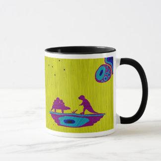 Dinosaurs and Mouse Mug