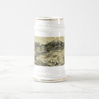 Dinosaurs Beer Stein
