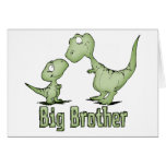 Dinosaurs Big Brother Cards