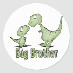 Dinosaurs Big Brother Stickers