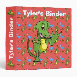 Dinosaurs Binder