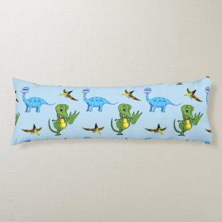 Dinosaurs Body Pillow