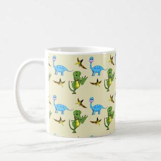 Dinosaurs Classic Mug