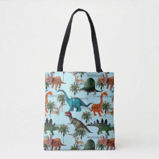 Dinosaurs Dinosaurs! Tote Bag