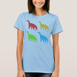 dinosaurs go rawr T-Shirt