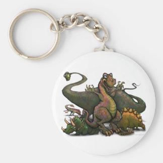 Dinosaurs Keychain
