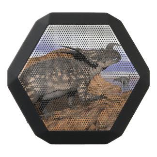 Dinosaurs landscape - 3D render Black Bluetooth Speaker