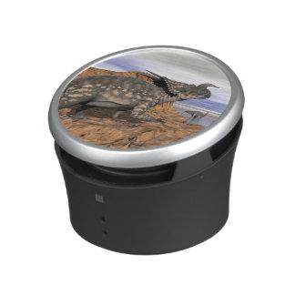 Dinosaurs landscape - 3D render Speaker