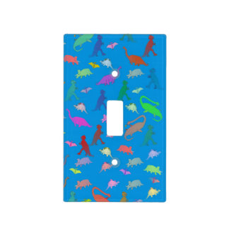 Dinosaurs Light Switch Cover