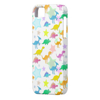 Dinosaurs Pattern iPhone 5 Cases