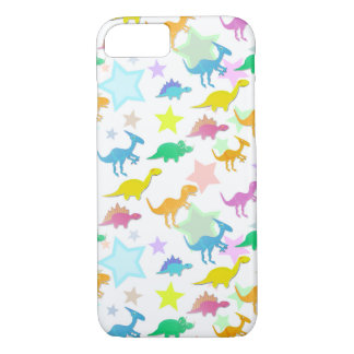 Dinosaurs Pattern iPhone 8/7 Case