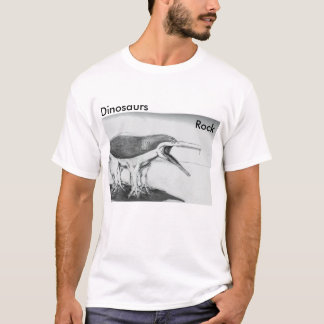 Dinosaurs Rock T-Shirt