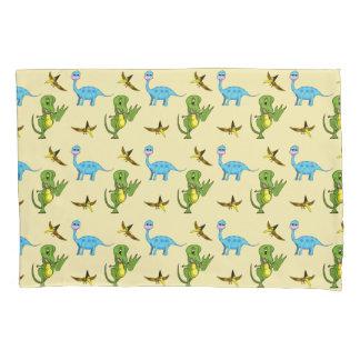 Dinosaurs Single Standard Size Pillowcase
