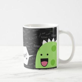 Dinosaurs so Rawr mug