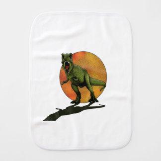 Dinosaurs T-Rex Burp Cloth