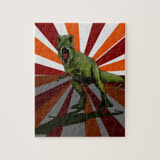 Dinosaurs T-Rex Jigsaw Puzzle
