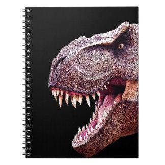 Dinosaurs T-Rex Notebook