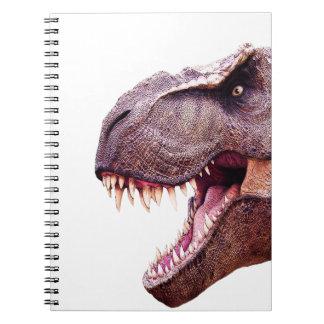 Dinosaurs T-Rex Notebooks