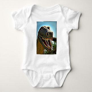 Dinosaur's Teeth Baby Bodysuit