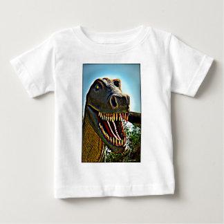 Dinosaur's Teeth Baby T-Shirt