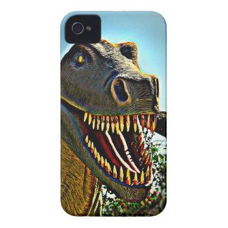 Dinosaur's Teeth iPhone 4 Case-Mate Cases