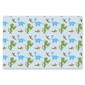 Dinosaurs Tissue Paper