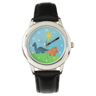 Dinosaurs Watches