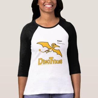 Dinotykes Rajan est un Rhamphorhynchus T-shirt