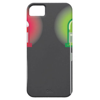 Diode Red and Green iPhone 5 Covers