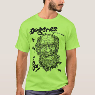 Diogenes is my dog! T-Shirt