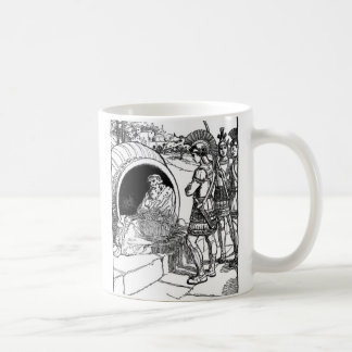 Diogenes of Sinope Coffee Mug