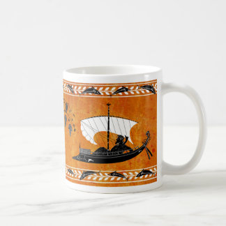 Dionysus and the pirates style mug