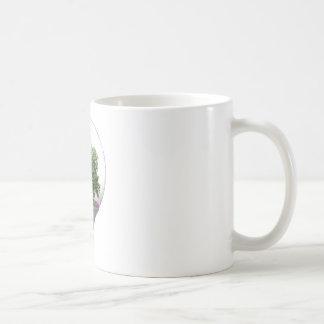 Diorama Light bulb Tree Coffee Mug
