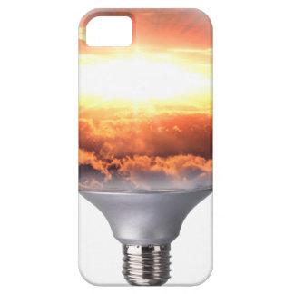 Diorama Sunrise Light Bulb Case For The iPhone 5