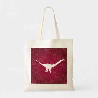 Diplodocus Pictograph Tote Bag
