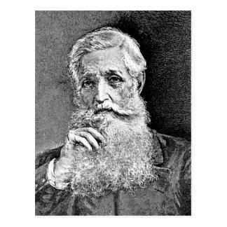 Diplomate d'historien de George de ~ de Bancroft Carte Postale