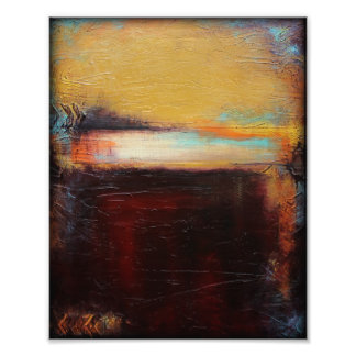 Direction - Abstract Art Print