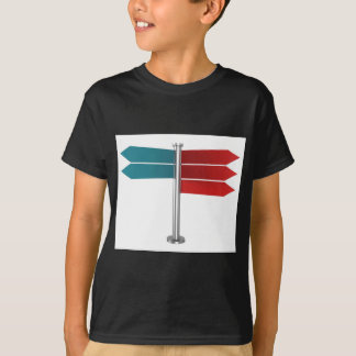 Direction signs T-Shirt