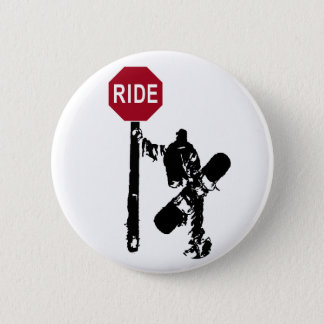 directions... ride? 2 inch round button