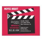 Director Board Movie Night Birthday Party Card