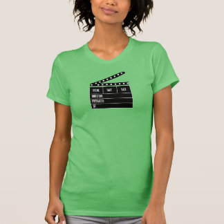 Director clapboard american apparel T. Shirt