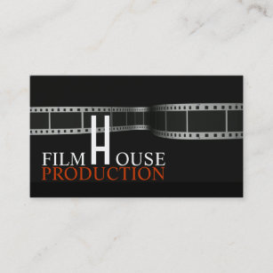 Film producers business cards business card printing zazzle ca director film movies producer production business card colourmoves
