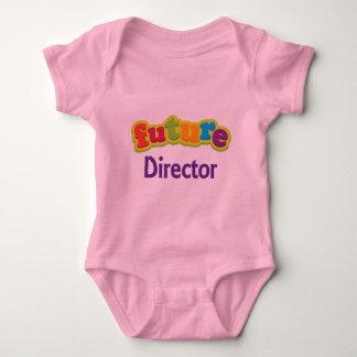 Director (Future) Pacifier Gift Baby Bodysuit